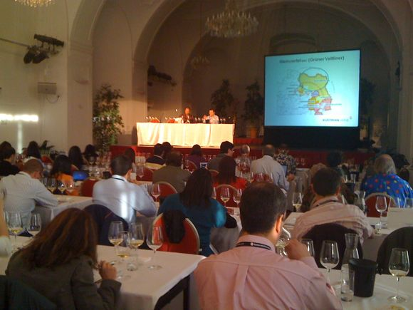 European Wine Bloggers Conference 2010